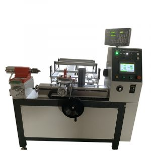 Automatic a strip cutting machine for transmission belts