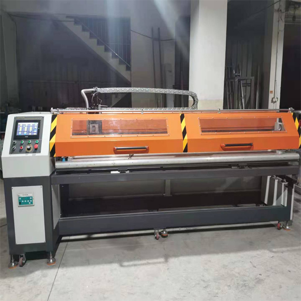2500mm wide holes perforating press machine for pvc pu rubber conveyor belt